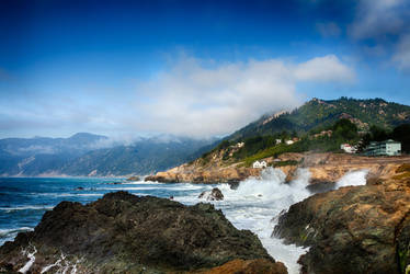 Shelter Cove by melintir
