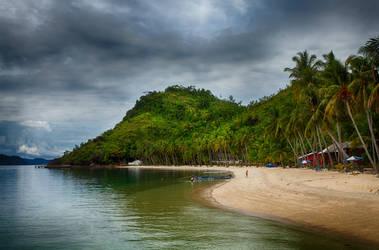 Bounty Beach by melintir