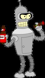 Bender Bending Rodriguez by car0003