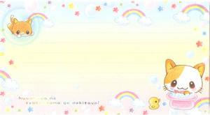 Japanese Memo Paper 12 by Dark-Angel15-2010