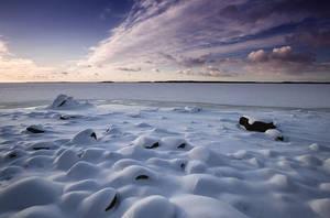 Frozen Archipelago by Bavenmark