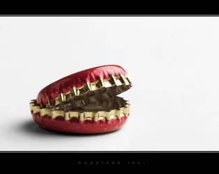 - Monsters, Inc. - by Bavenmark