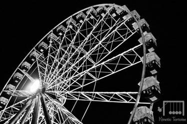 Ferris Wheel by RunLikeATortus