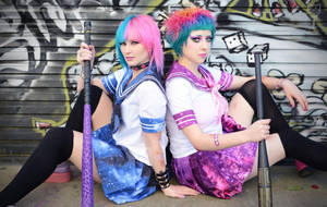 Sukeban Girls by XXAnemia