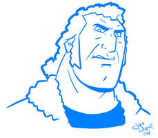 Brock by ZombieRoomie