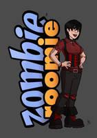 Zoey by ZombieRoomie