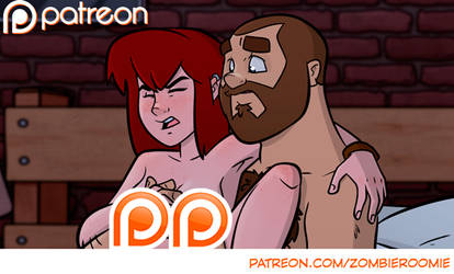 Patreon Teaser by ZombieRoomie