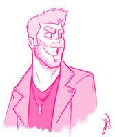 Blaine by ZombieRoomie
