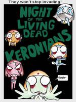 Zombies by derangedmadzombie