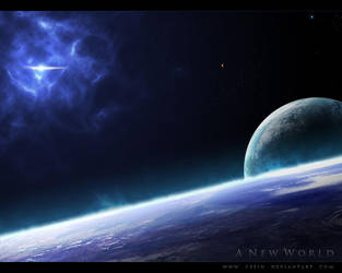 A New World by Cefin