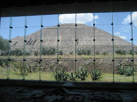 Museo Teotihuacan by krow000666
