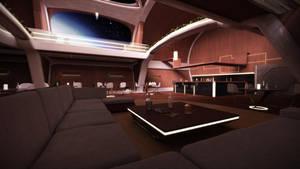 3D Workshop - Luxurious Spaceship Interior by StormXF3