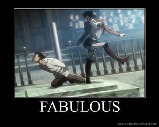 AoT Motivation: Fabulous by xSaikoMaikox
