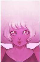 Pink Diamond by TallestDwarfGremlin