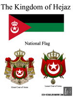 Symbols of Hejaz by Cid-Vicious