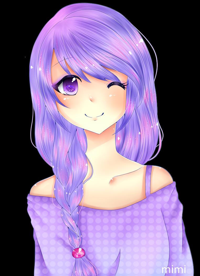 Ayuka [OC] by Mimyoi