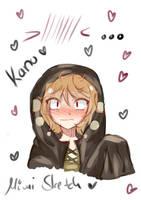 Kano Sketch by Mimyoi