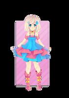 Little Cutie by Mimyoi