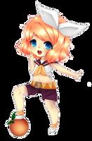 Chibi Rin! [Fanart] by Mimyoi