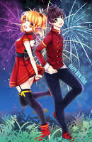 Happy New Year by Mimyoi