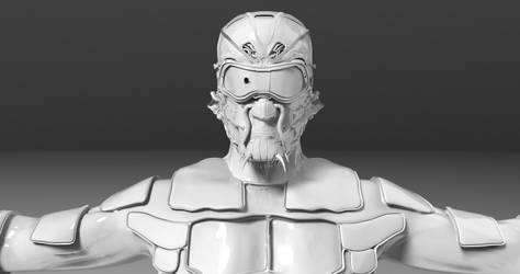 Avenger New front by Swpp