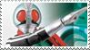 Kamen Rider Ichigo stamp by Fireshire