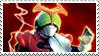 Kamen Rider Stronger Stamp by Fireshire