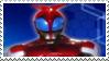 Kamen Rider Kabuto Stamp by Fireshire