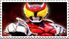 Kamen Rider Kiva Stamp by Fireshire