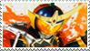 Kamen Rider Gaim Stamp by Fireshire