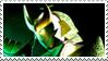 Kamen Rider Zangetsu Stamp by Fireshire