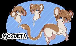 [Mouse Profile] Mogueta by Ariamouse
