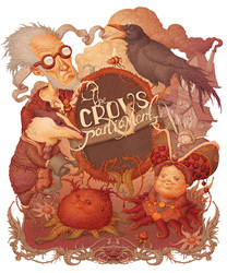 The Crows Parliament by Felideus