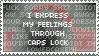 express feelings by Queer4Barbie