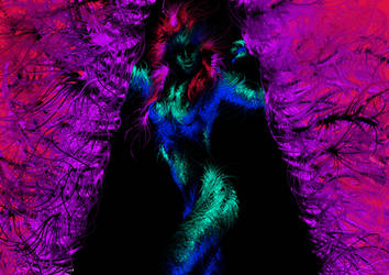 Show girl by MichalGabrel