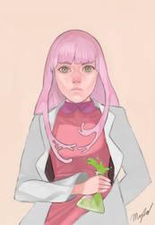 Princess Bubblegum by Aeylis