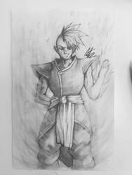 Samaus - Dragon Ball Super by Visnus