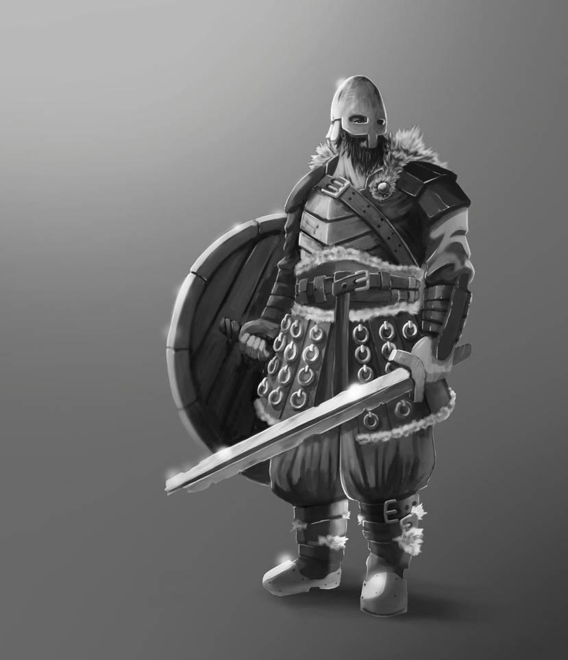 Viking! by Visnus