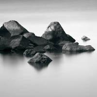 Water Stones, Study 2 by kapanaga