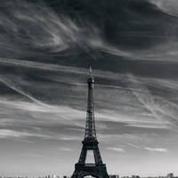 Eiffel Tower, Study 1 by kapanaga