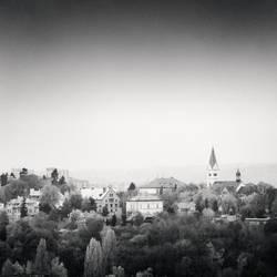 Prague Overlook, Study 4 by kapanaga