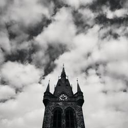 Jindrisska Tower by kapanaga