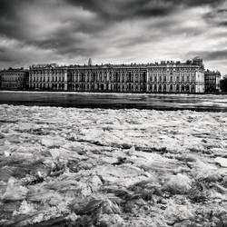 Winter Palace by kapanaga