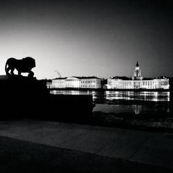 Admiralty Embankment by kapanaga
