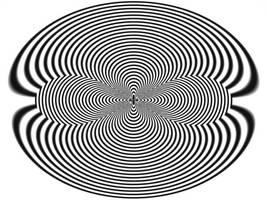 optical illusion by ILIKESURREAL