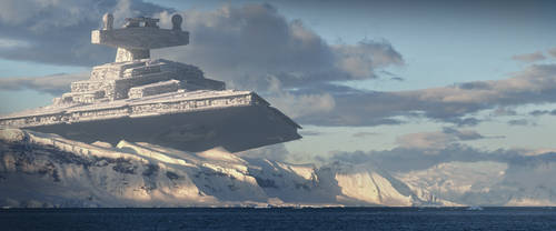 Star Wars - Star Destroyer A by BB22Andy