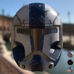 Republic Clone Commando - Ahren by BB22Andy