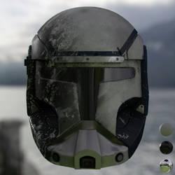 Republic Clone Commando - Zau by BB22Andy