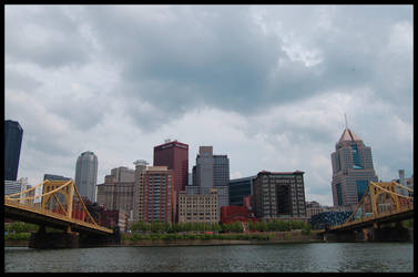 Pittsburgh by ashweed420