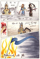 The Fall of Fingolfin - 03 by LadyAnaire
